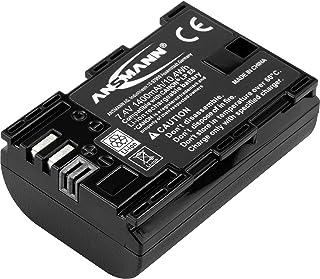 ANSMANN Kamera Akku LP E6 Li Ion 7,4V 1400mAh   ideal für Canon Eos 80D, 70D, 60Da, 60D, 7D Mark II, 7D, 6D Mark II, 6D, 5DSR, 5DS, 5D Mark IV, 5D Mark III, 5D Mark II uvm.