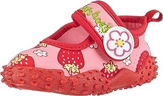 Playshoes Aqua-Schuhe Erdbeeren flicka Aqua-skor jordgubbar