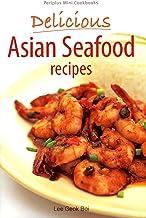 Mini Delicious Asian Seafood Recipes (Periplus Mini Cookbook Series) (English Edition)