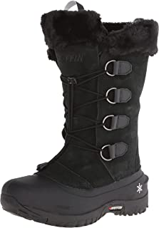 Baffin Women's Kristi Insulated Suede Winter Boot