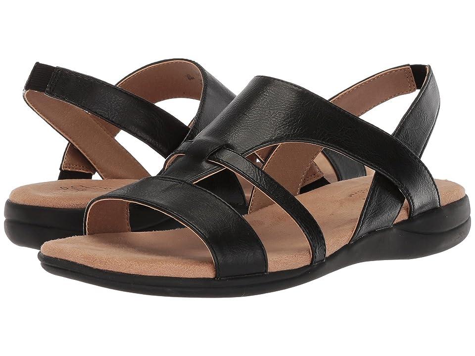 LifeStride Ezriel (Black) Women's Shoes
