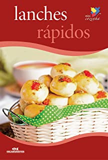 Lanches Rápidos (Minicozinha) (Portuguese Edition