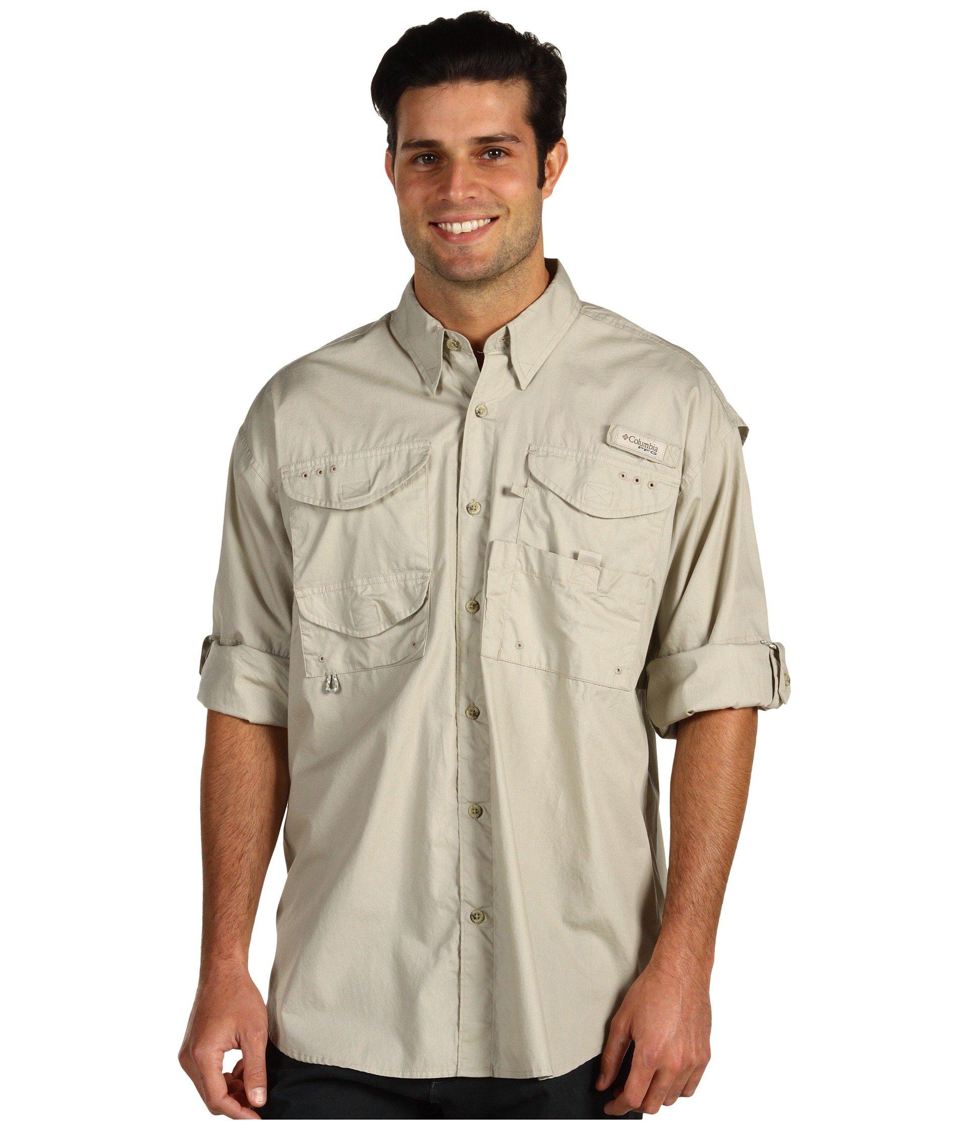 Fossil L s Columbia Shirt Bonehead™ x5qEpzEI
