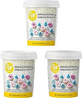 Wilton 8 oz. Meringue Powder, 3-Count