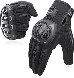 COFIT Motorcycle Gloves for Men and Women, Full Finger...