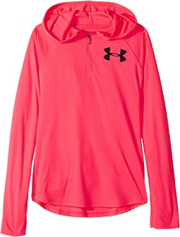 Under Armour Kids - Tech 1/4 Zip Hoodie (Big Kids)