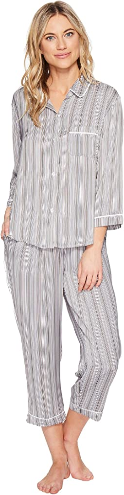 DKNY - Fashion Capris PJ Set 3/4