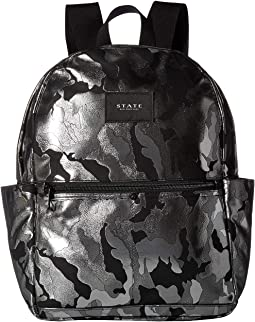 Metallic Camo Williams P Backpack