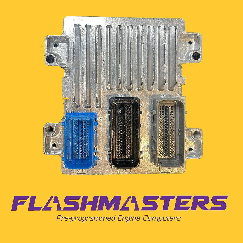 Flashmasters 2011 Silverado 6.0L Cash special price Engine ECM PC Super popular specialty store Computer 12616532