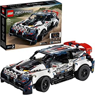 LEGO Technic 42109 App-Controlled Top Gear Rally Car Building Kit (463 Pieces)