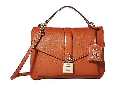 Steve Madden Bleila (Cognac) Handbags