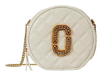 Marc Jacobs Round Crossbody (Oatmilk) Handbags