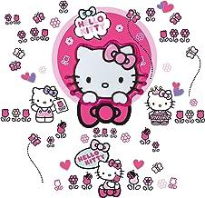 Hello Kitty 'lumilight Luminosa por Sonido' luz Comodidad y Pegatinas de Pared