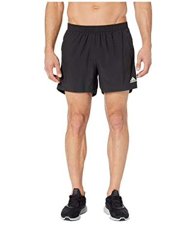 adidas Response 5 Shorts (Black/Black 1) Men