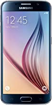 Samsung GALAXY S6 G920 32GB Unlocked GSM 4G LTE Octa-Core Smartphone - Black Sapphire (Renewed)