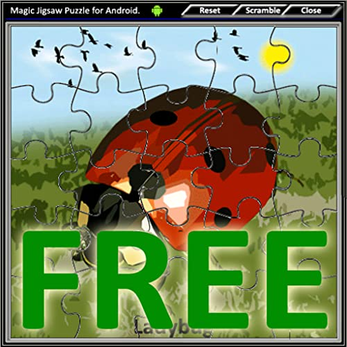 Magic Jigsaw Puzzle Free