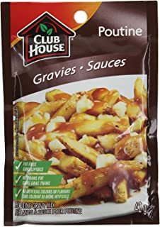 Club House Poutine Gravy Mix 42g (3 Pack)