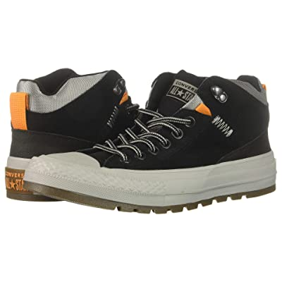 Converse Chuck Taylor All Star Street Boot Hi (Black/Black/Dolphin) Men