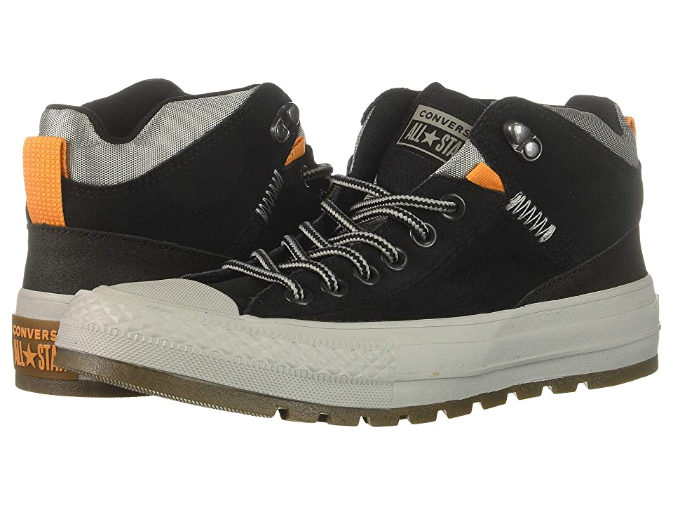 Converse Chuck Taylor All Star Street Boot Hi (Black Black Dolphin) Men 84ea52d34