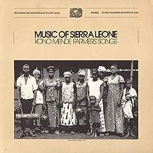 sierra leone music artists