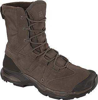 Salomon Men`s JUNGLE ULTRA Tactical Boot, Burro/Absolute Brown