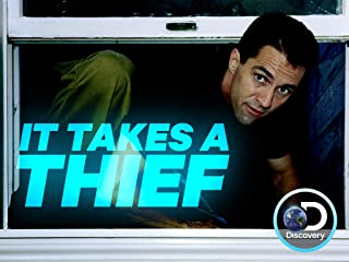 It Takes a Thief Season 2