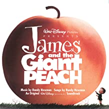 james and the giant peach musical