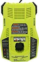 Ryobi P117 One+ 18 Volt Dual Chemistry IntelliPort Lithium Ion and NiCad Battery Charger..