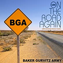 BAKER GURVITZ ARMY - On The Road (2019) LEAK ALBUM