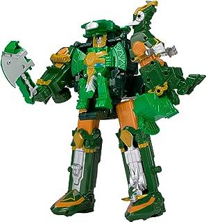 Power Rangers Ninja Steel Dx Rumble Tusk Megazord Action Figure