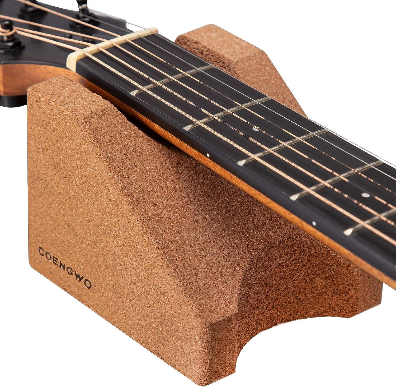 famous Guitar Neck Rest COENGWO String Cradle Japan's largest assortment Instrument N
