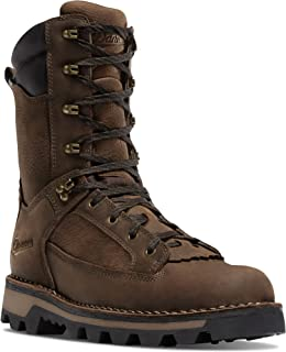 """Danner Men's Powderhorn 10"""" Height Brown 1000G (43145) Hunting Boots 