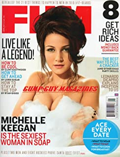 FHM Magazine January 2011 - Michelle Keegan