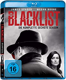 The Blacklist: Staffel 06