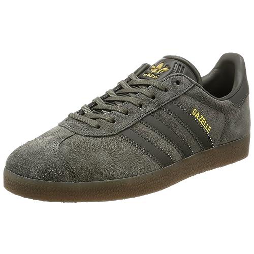 brand new 2cf68 90862 adidas Mens Gazelle Running Shoes
