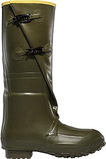 حذاء LaCrosse للرجال بطول 45.72 سم معزول بطبقتين