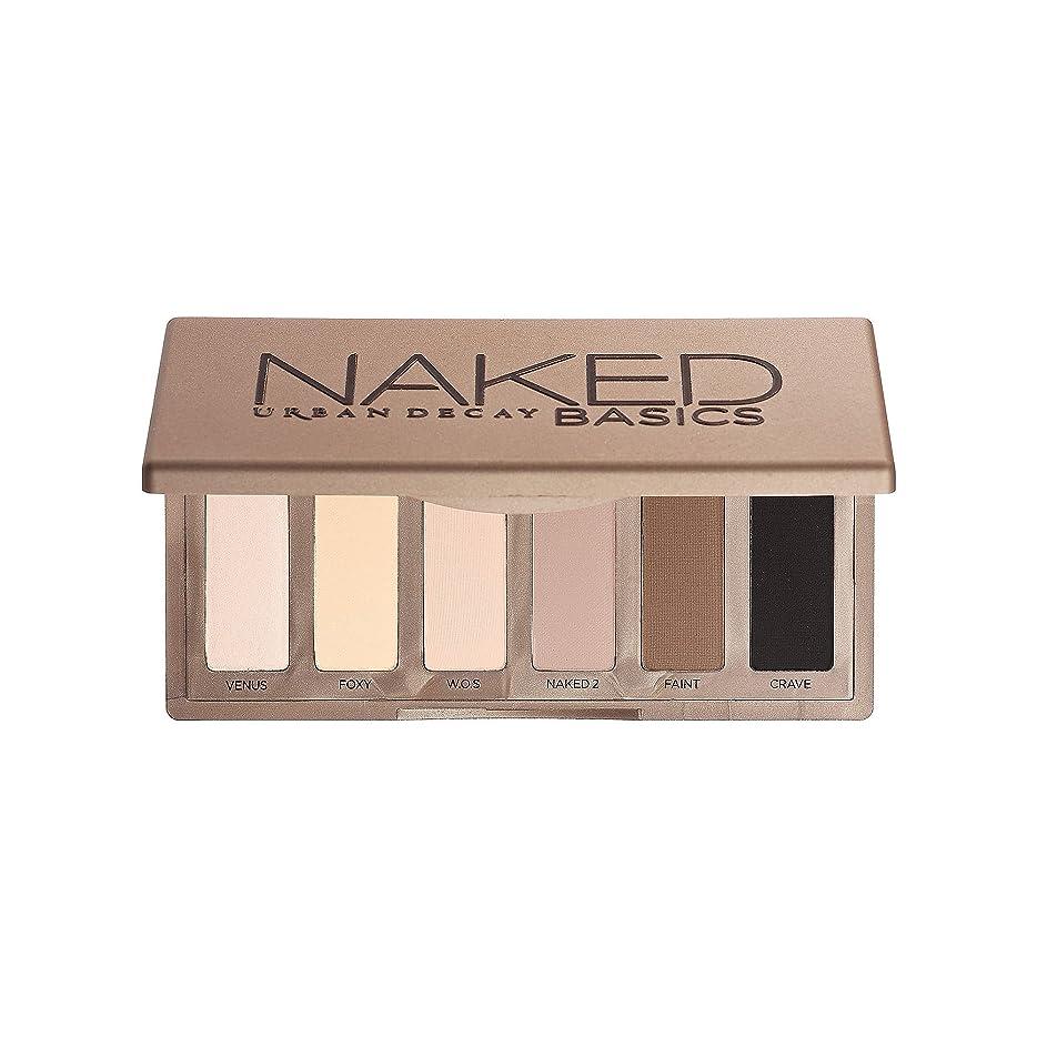 輸送アトミック飲料Urban Decay Naked Basics Palette ネイキッドパレット ベーシックス