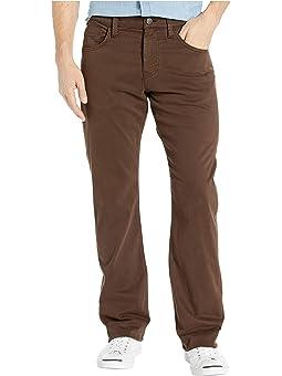 Mavi Mens Edward Regular Rise Slim Straight Leg Chino Pants