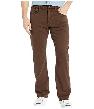 Mavi Jeans Matt Mid-Rise Relaxed Straight Leg in Coffee Bean Twill (Coffee Bean Twill) Men