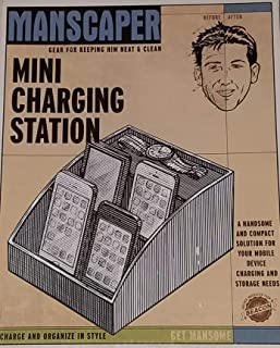 Perfect Solutions Manscaper Mini Charging Station