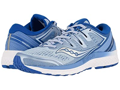 Saucony Guide ISO 2 (Blue) Women