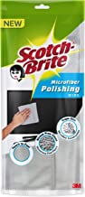 Scotch-Brite Microfiber Polishing Wipe (Grey)