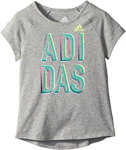 Goals Raglan T-Shirt (Little Kids)