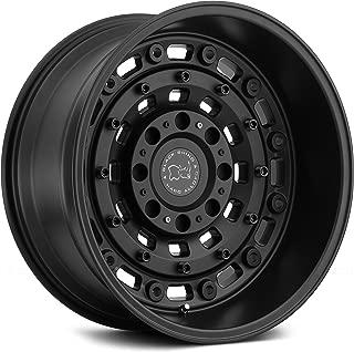 BLACK RHINO Rim Arsenal 20X12 8x6.5 Offset -44 Textured Matte Black (Qty of 1)