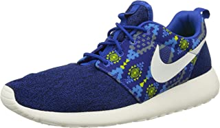 Nike Men Roshe One Print (blue / game royal / sail / cool grey / photo blue) Size 12 US