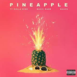 Pineapple (feat. Gucci Mane & Quavo) [Explicit]