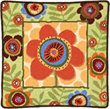 Dimensions Needlecrafts Needlepoint, Funky Flower