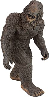 Design Toscano Yeti the Bigfoot Garden Statue, Medium 21 Inch, Polyresin, Full Color