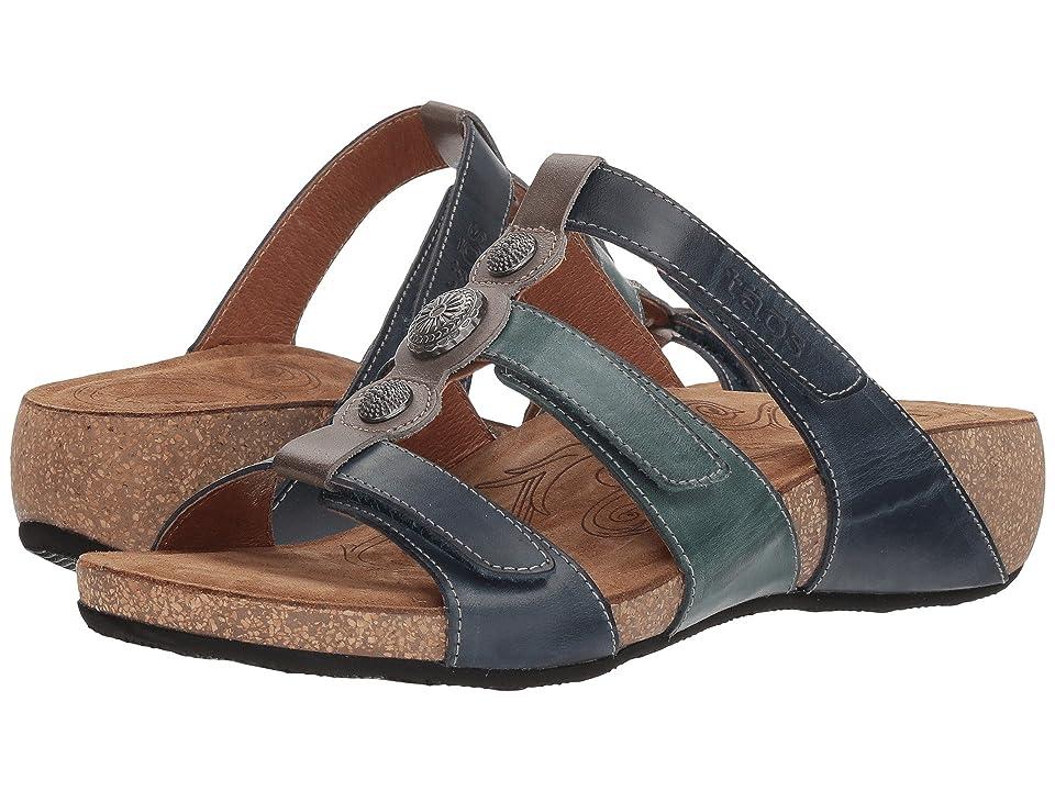 Taos Footwear About Time (Navy Multi) Women