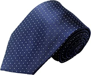 Men's Silk Jacquard Formal Business Pattern Striped Ties Slim 8cm Necktie Wedding ac8914
